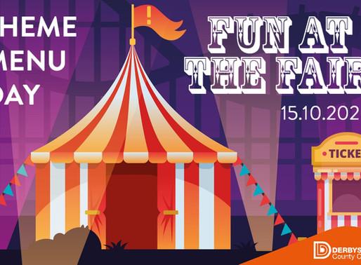 Fun at the Fair Theme Menu 15.10.20