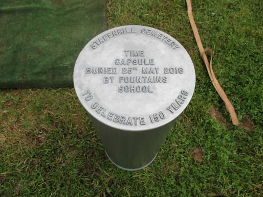 Stapenhill Cememetry 150th Re-dedication Service