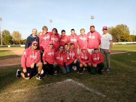 Coppa Marche U18: Pesaro chiude al secondo posto!