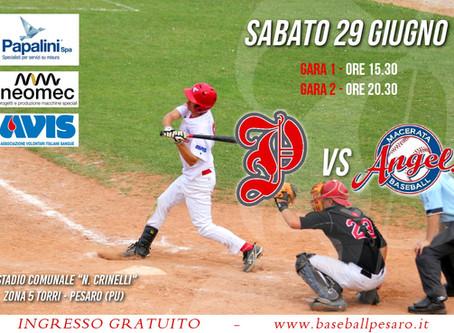 Game Preview: Pesaro - Macerata