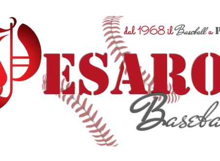 E' on line il nuovo sito del BASEBALL PESARO!
