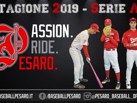 Papalini Baseball Pesaro: ultima amichevole prima dell'inizio!