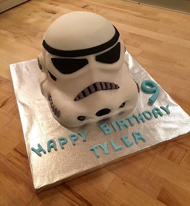 Tys 9th Birthday