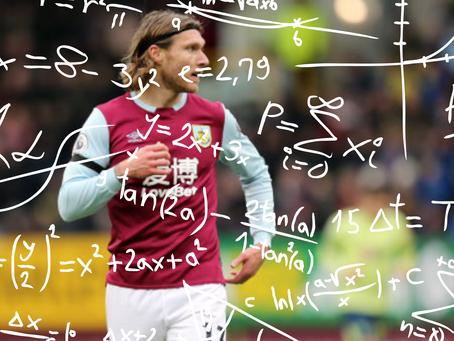 Jeff Hendrick - by the numbers