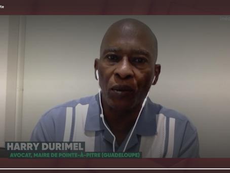 """Emission """"C politique"""" de France TV, Harry DURIMEL s'exprime sur la prescription"""