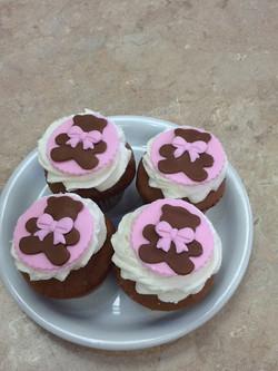 Teddy Bears Cupcakes
