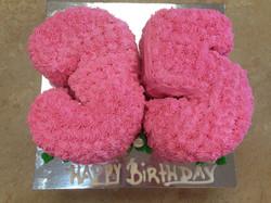 The Big 35 Cake