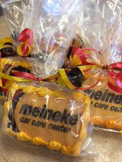 Meineke Cookies