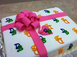 Dooney & Bourke logo Cake