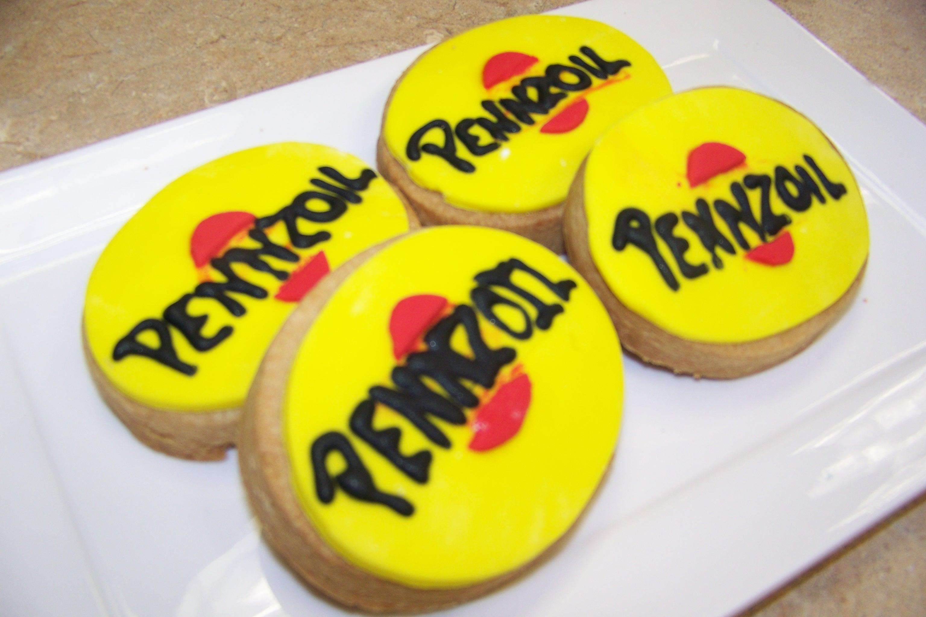 Penizoil Cookies