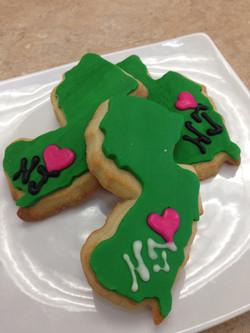 NJ State Cookies