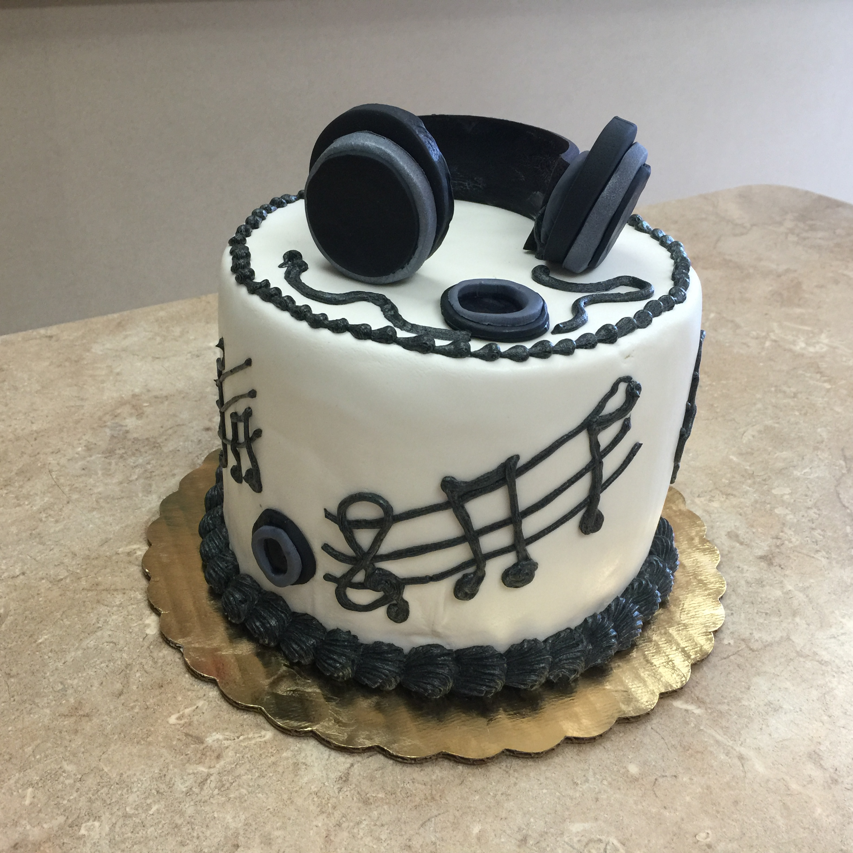 DJ'S Set Cake