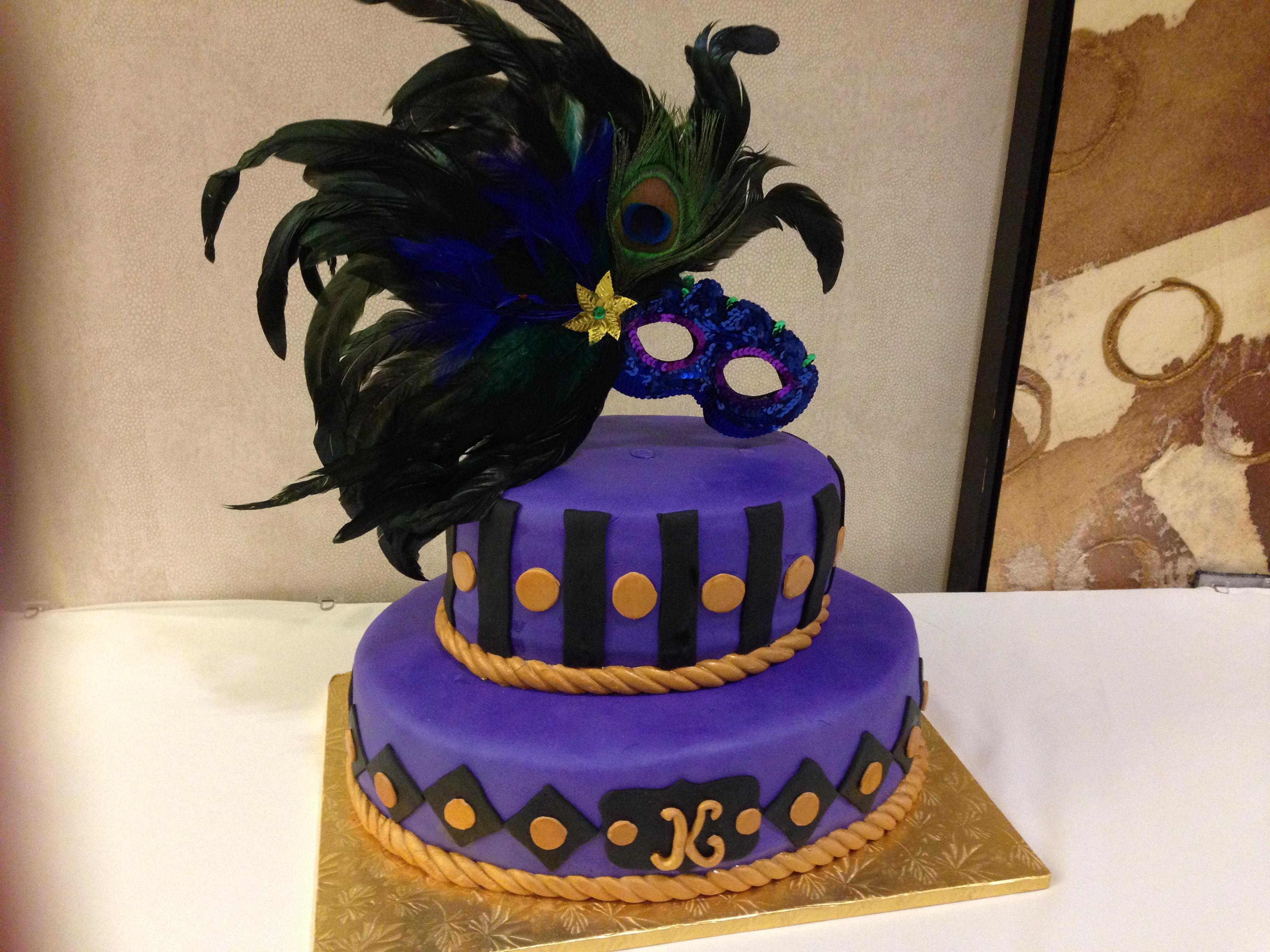 Masquarde Cake