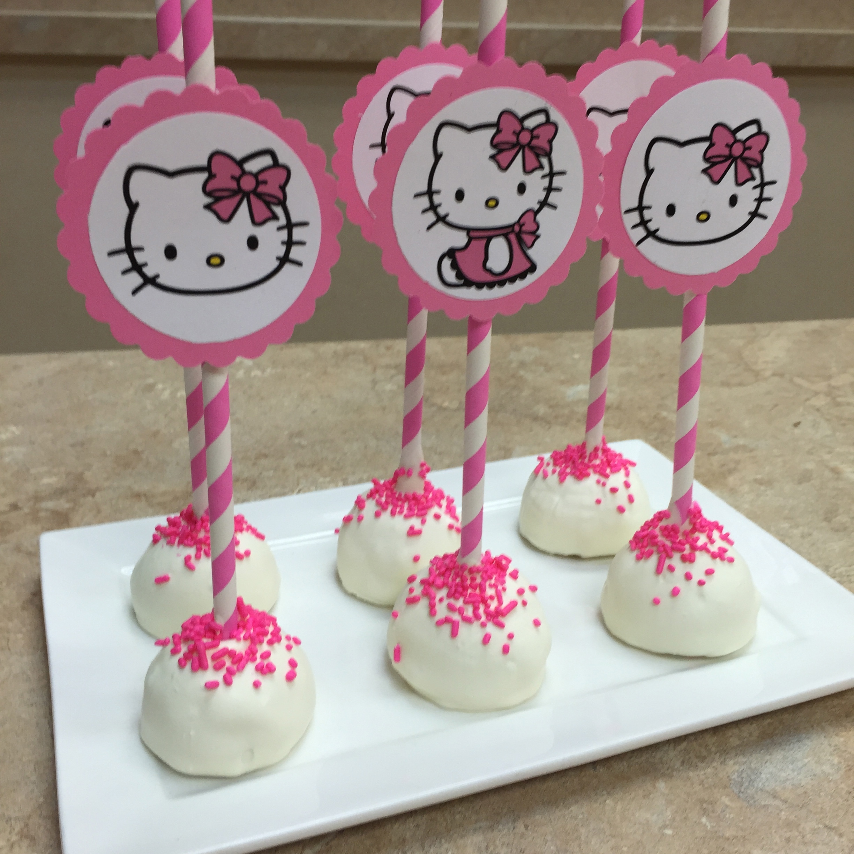 bc8c2134b Hello Kitty Cake Pops