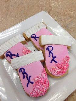 Doc McStuffin Cookies