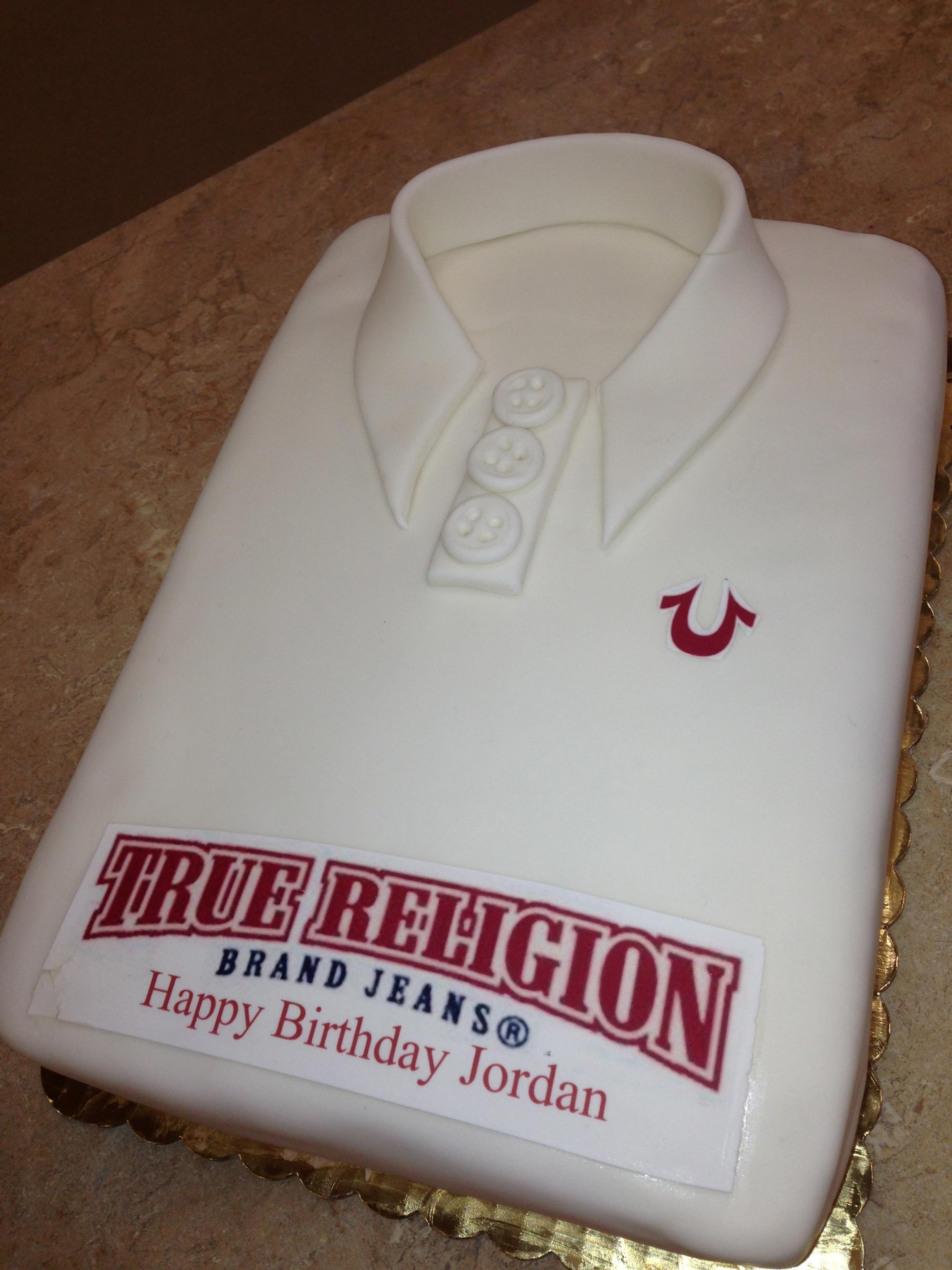 True Religion Cake
