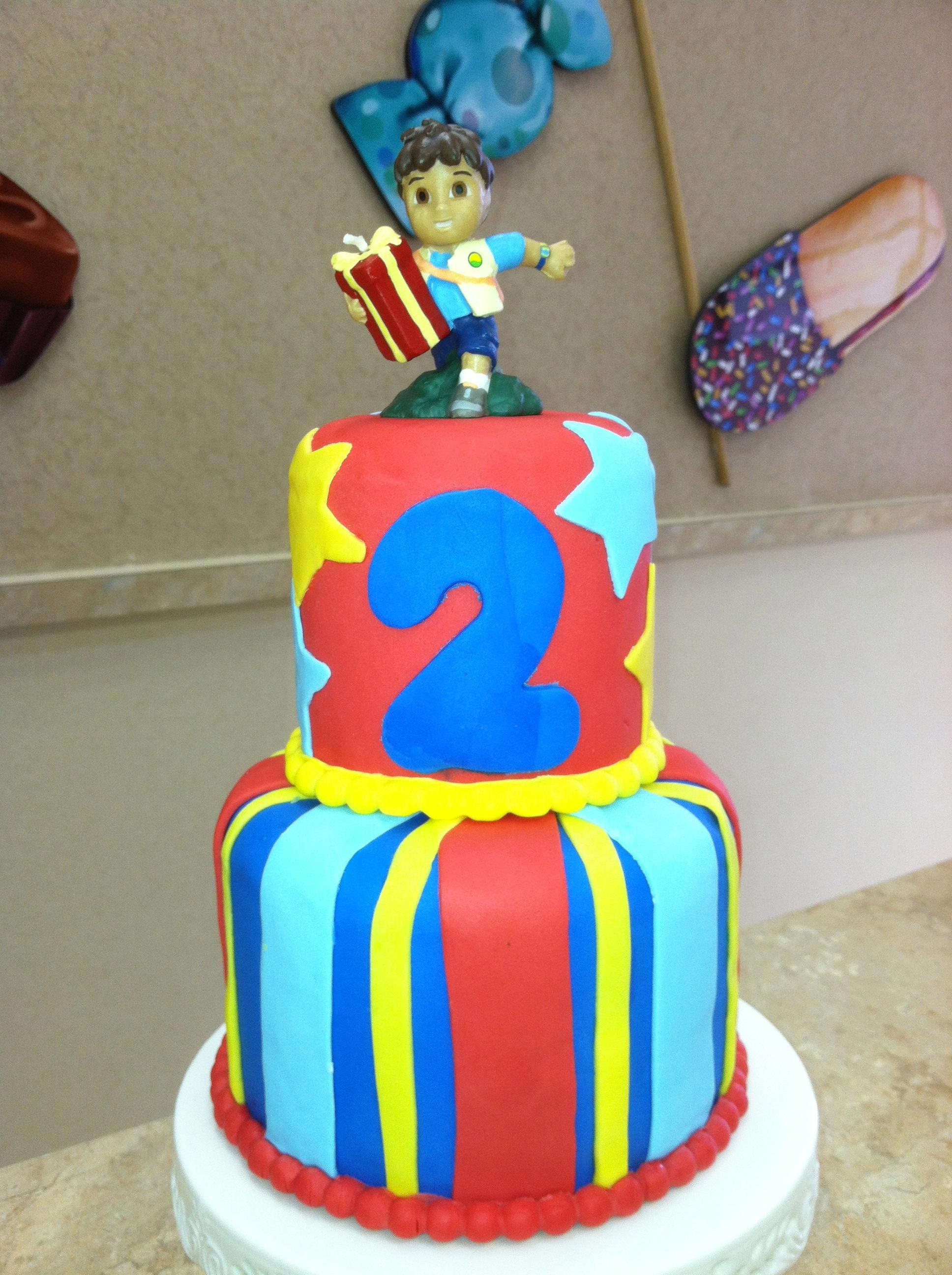 I'm 2 Cake