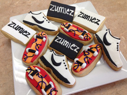 Zumiez Skateboard Cookies