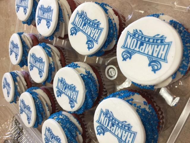 Hampton Cupcakes
