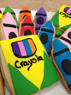 Crayola Cookies