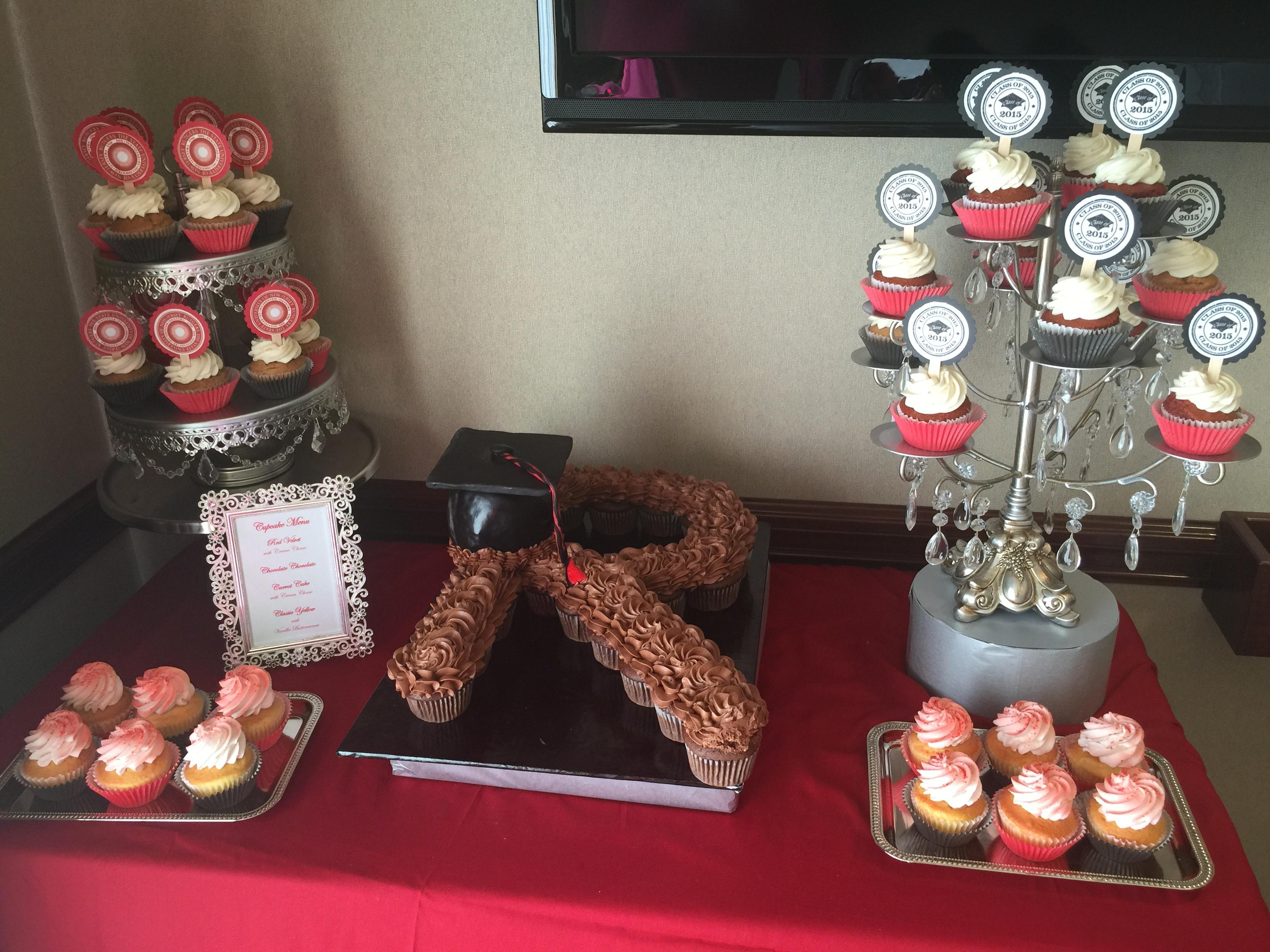 RU Cake Table