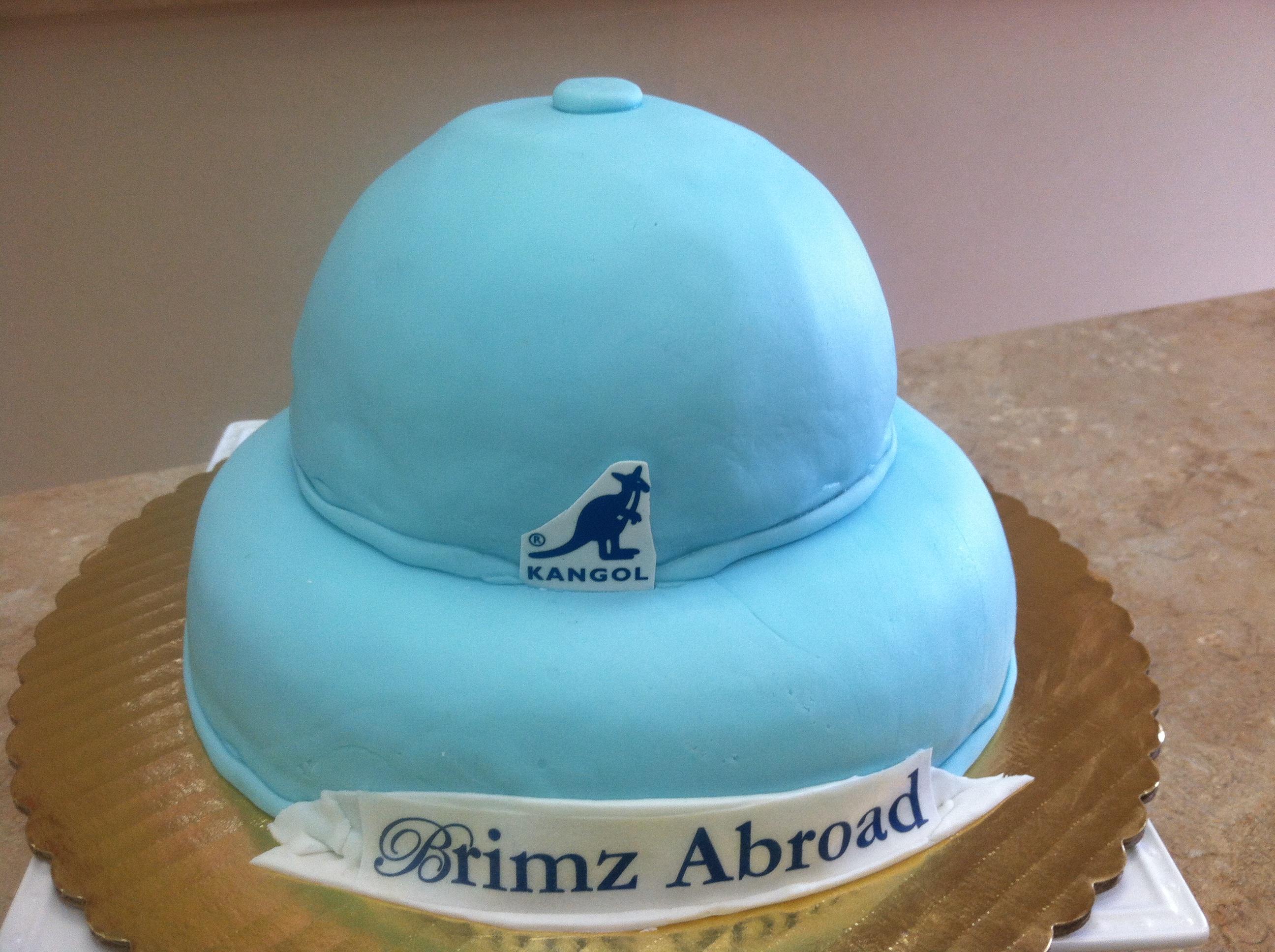 Kangol Hat Cake
