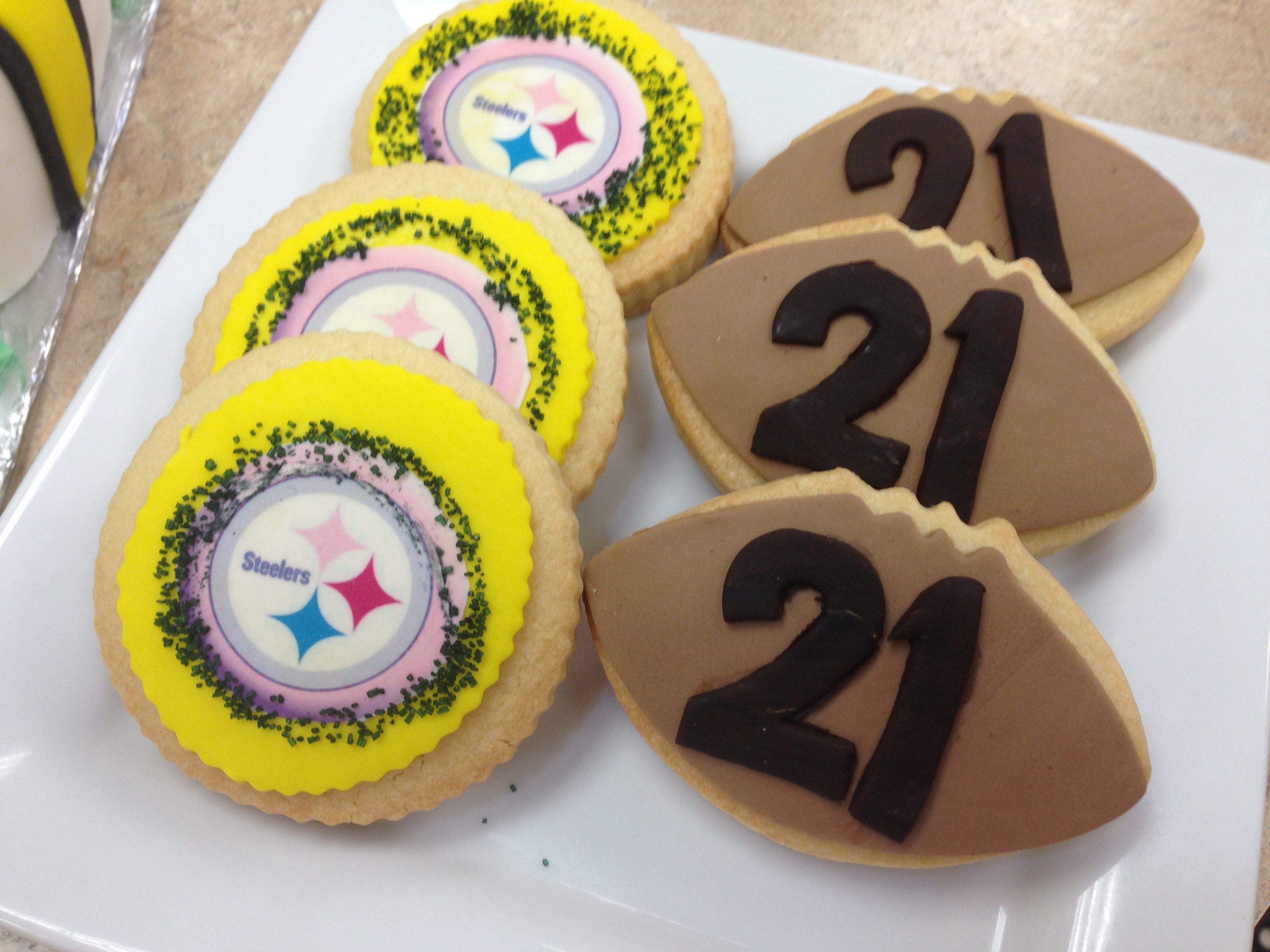 Steelers Cookies