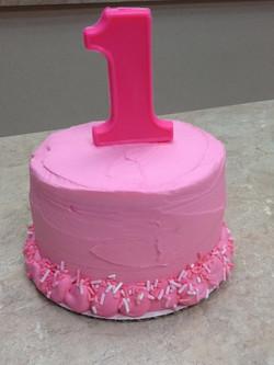 1 Year Old Cake