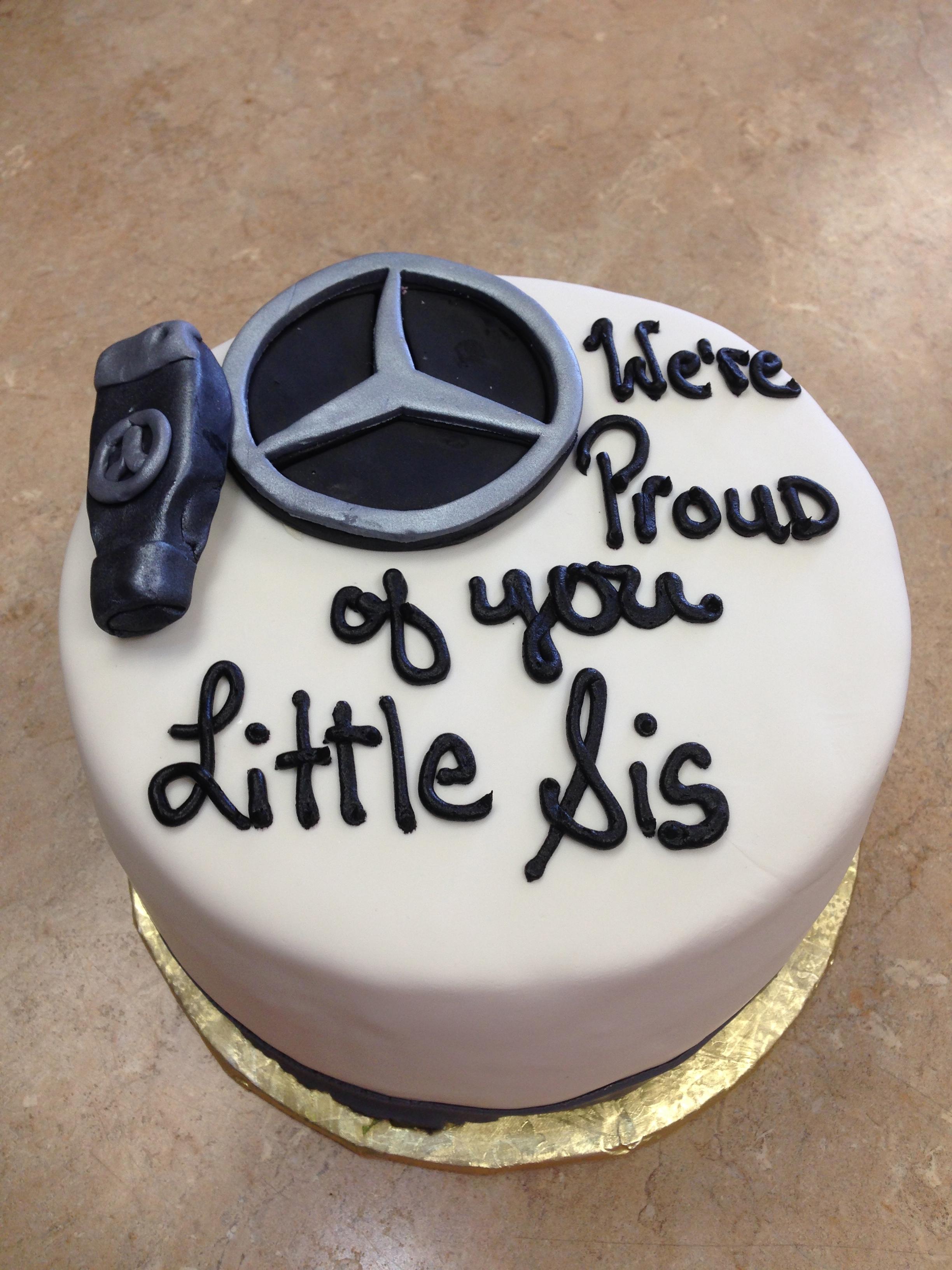 Merceedez Cake