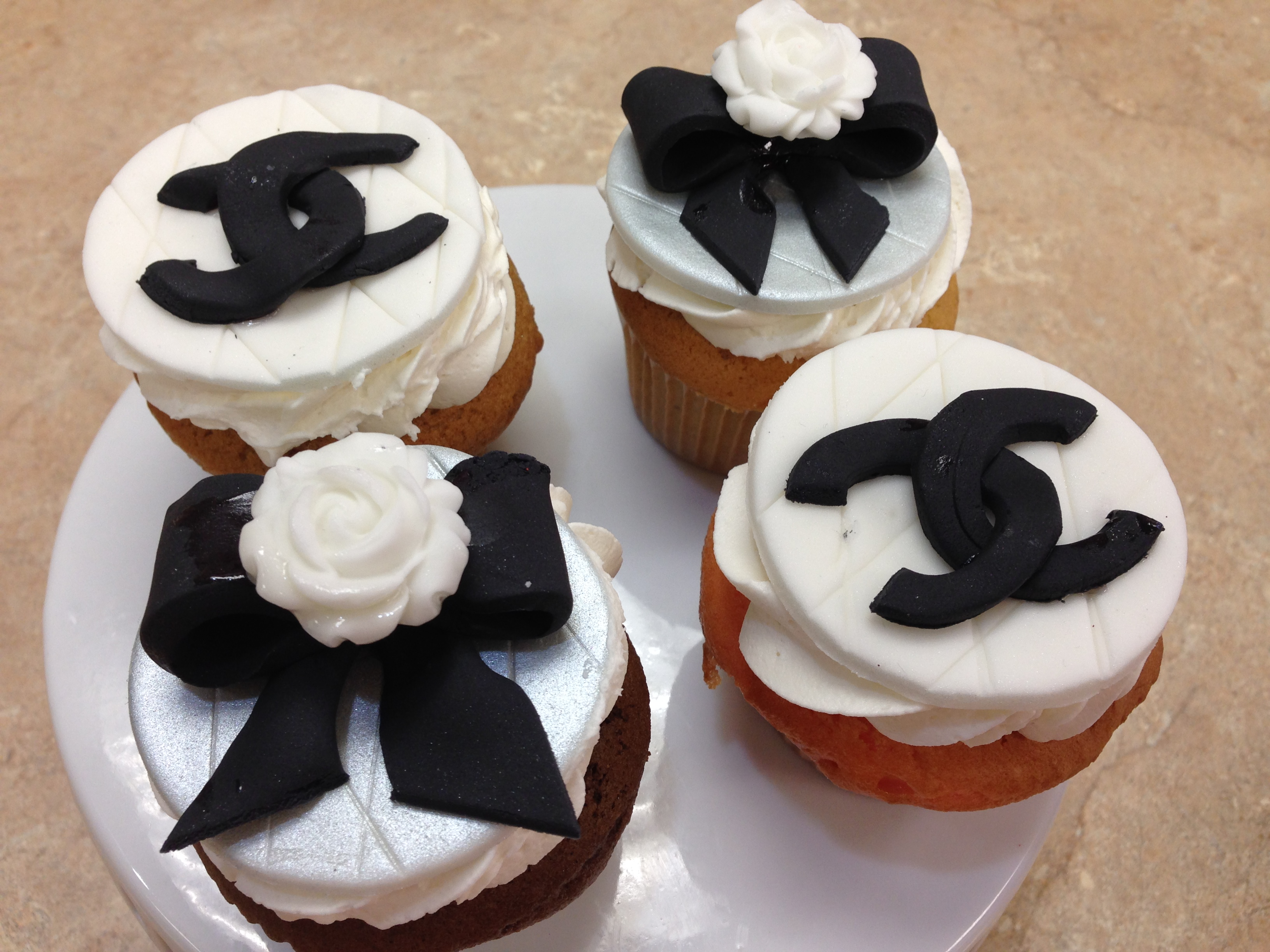 Channel Cupcakes