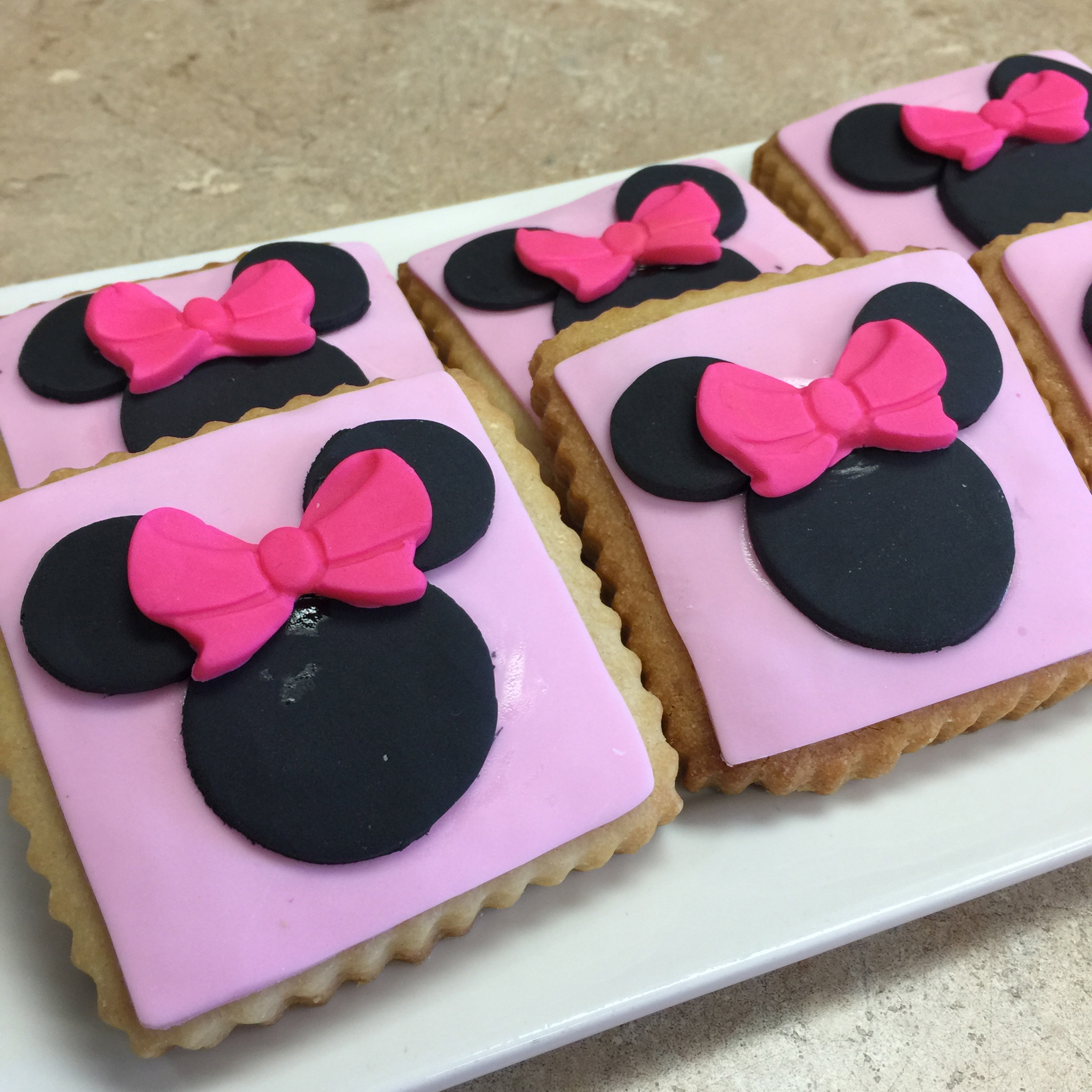 IMinnie Mouse Cookies