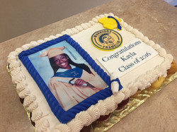 Photo Cupcake Cake