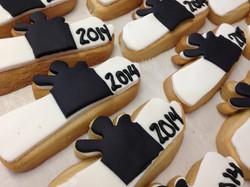 Graduation Diploma Cookie