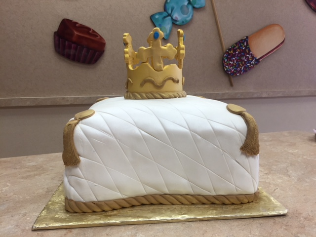 Welcome Little Prince Cake