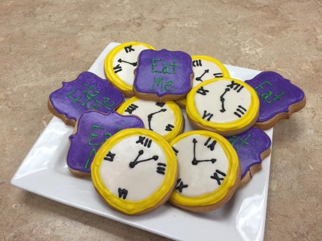 Clock Cookies