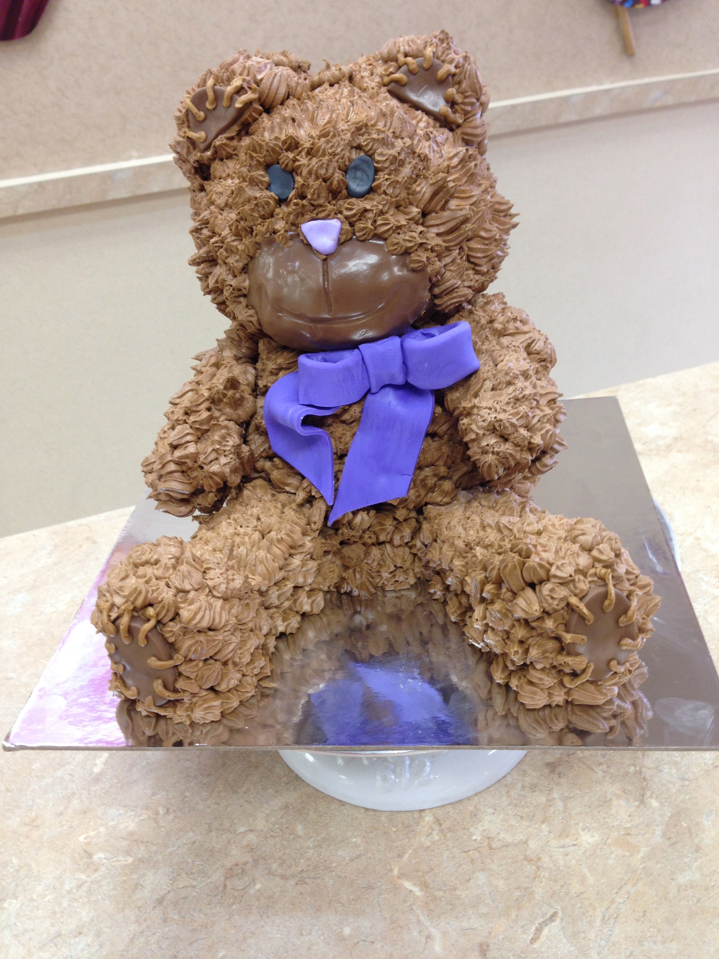 Teddy Baer Cake