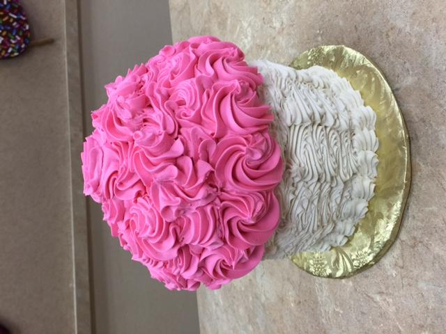 The Big One Cupcake