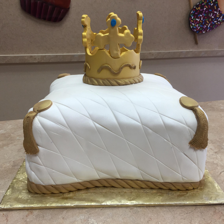 Prince Theme Cake