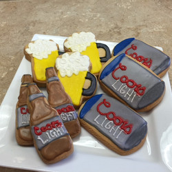 Coors Cookies