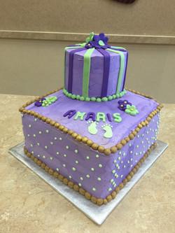 Baby's Shower Cake