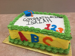 Gradutation Cake