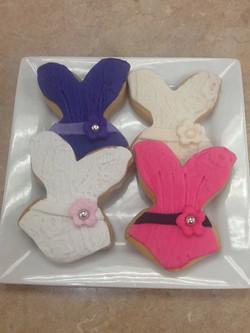 Bustier Cookies