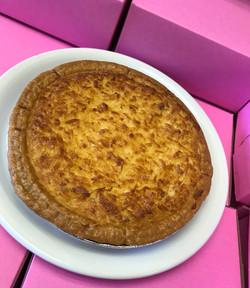 """6"""" French Coconut Pie"""