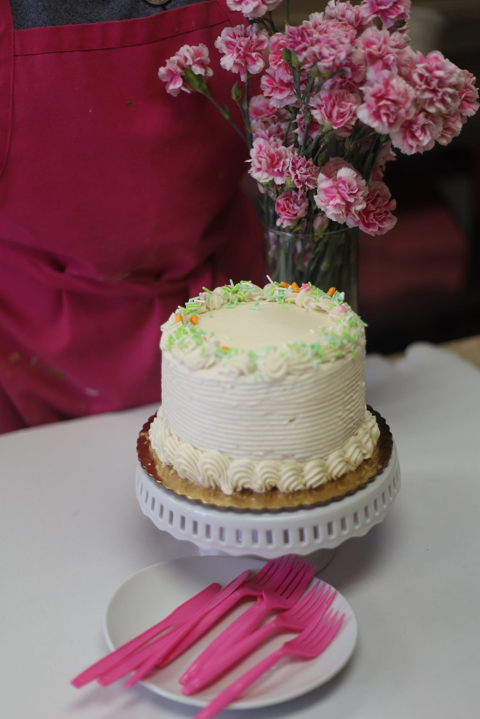Happy Cake Vanilla