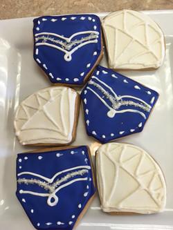 Denim & Diamonds Cookies