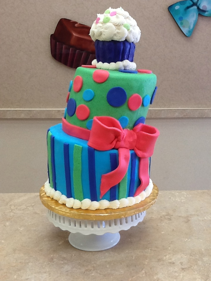 Colorful Cakke