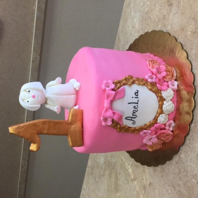 Little Bunny Cake