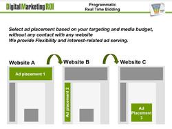 Customised Media Plan