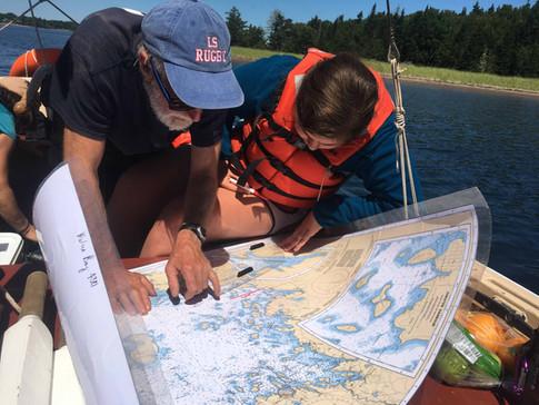 navigating Nova Scotia