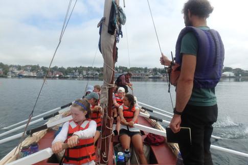 Nova Scotia rowing